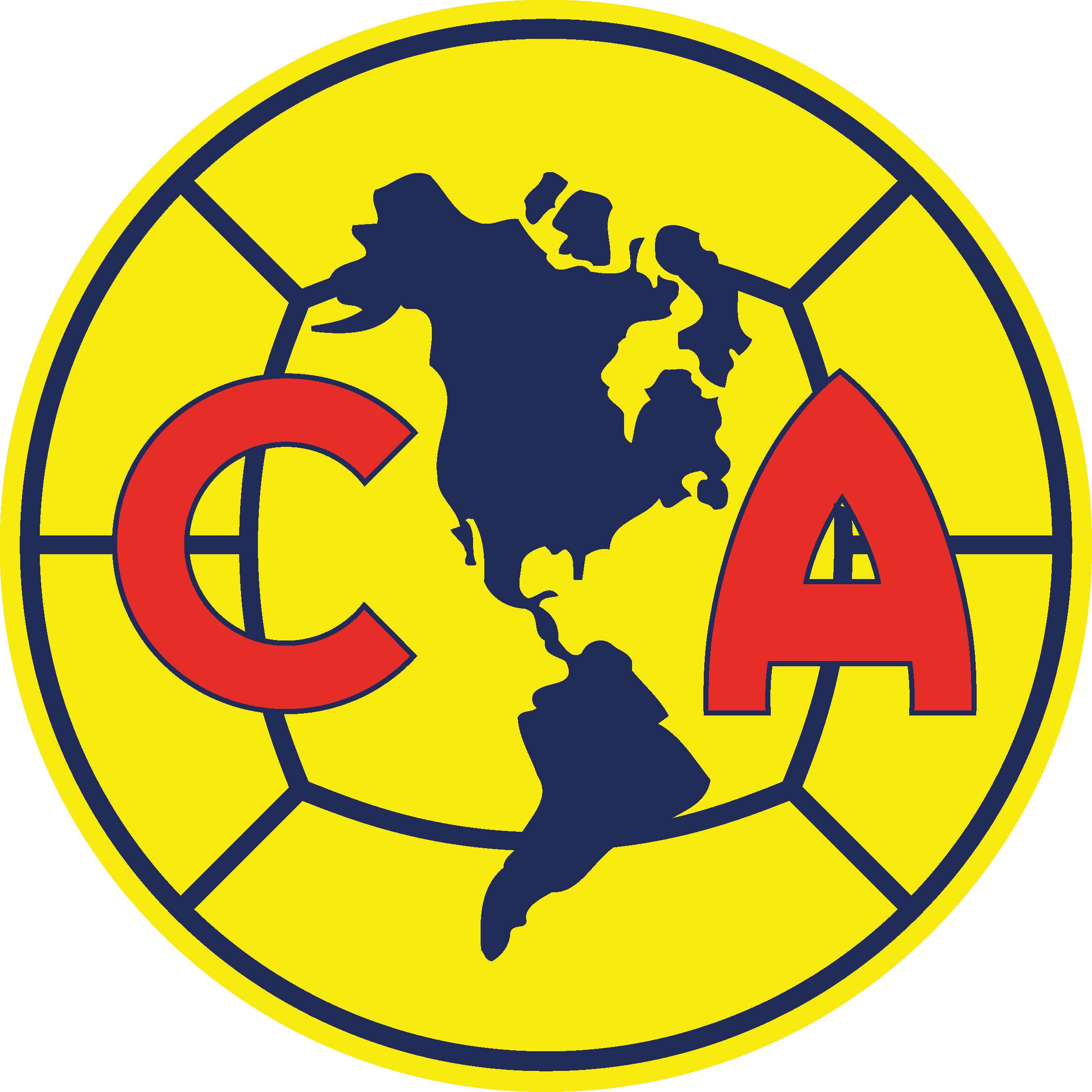 Club America Logo Png America Logo Club America Png Logo Del America Vector 183811 Vippng
