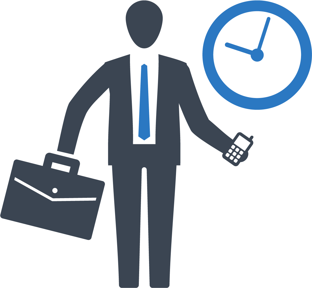 Business Person Icon Png Png Business Visa Manager Clipart 2009322 Vippng