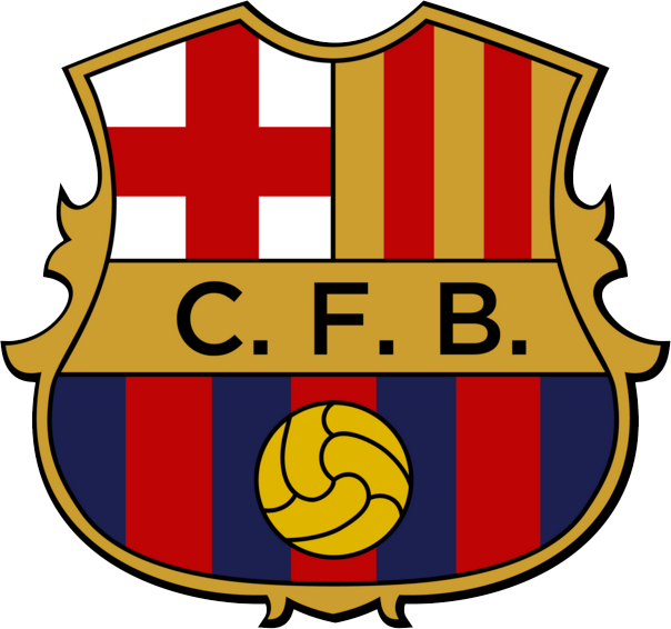 Barcelona Png Barcelona Png Champions Fc Barcelona Logo Vector 2255263 Vippng