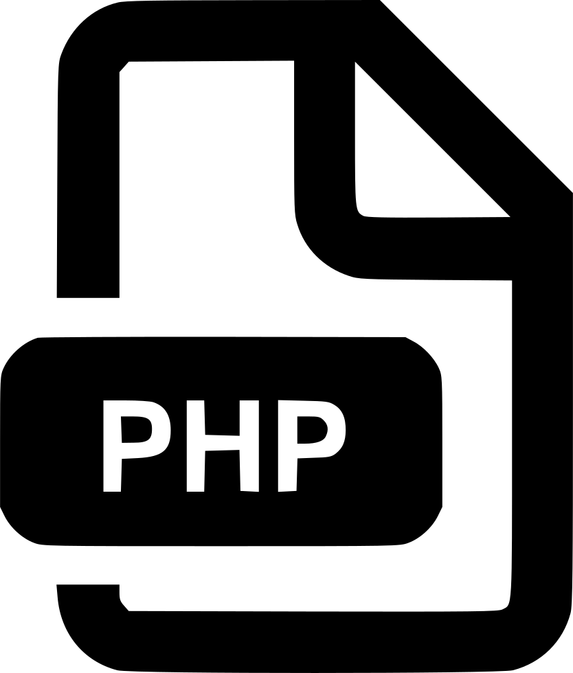 Php Icon Png #28455 - Free Icons Library   980x834