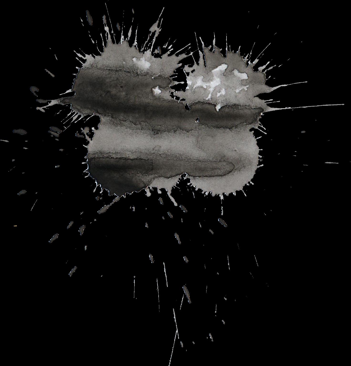 black splash png chocolate splash png - free download - black watercolor