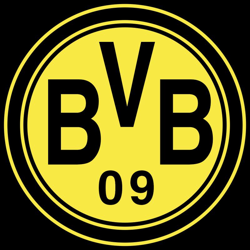 Bundesliga Logo Png Dortmund Vector Logo Borussia Dortmund Dream League Soccer 2017 2307034 Vippng