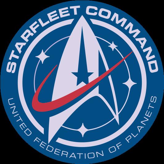 star trek logo png - Starfleet Command | #2325450 - Vippng