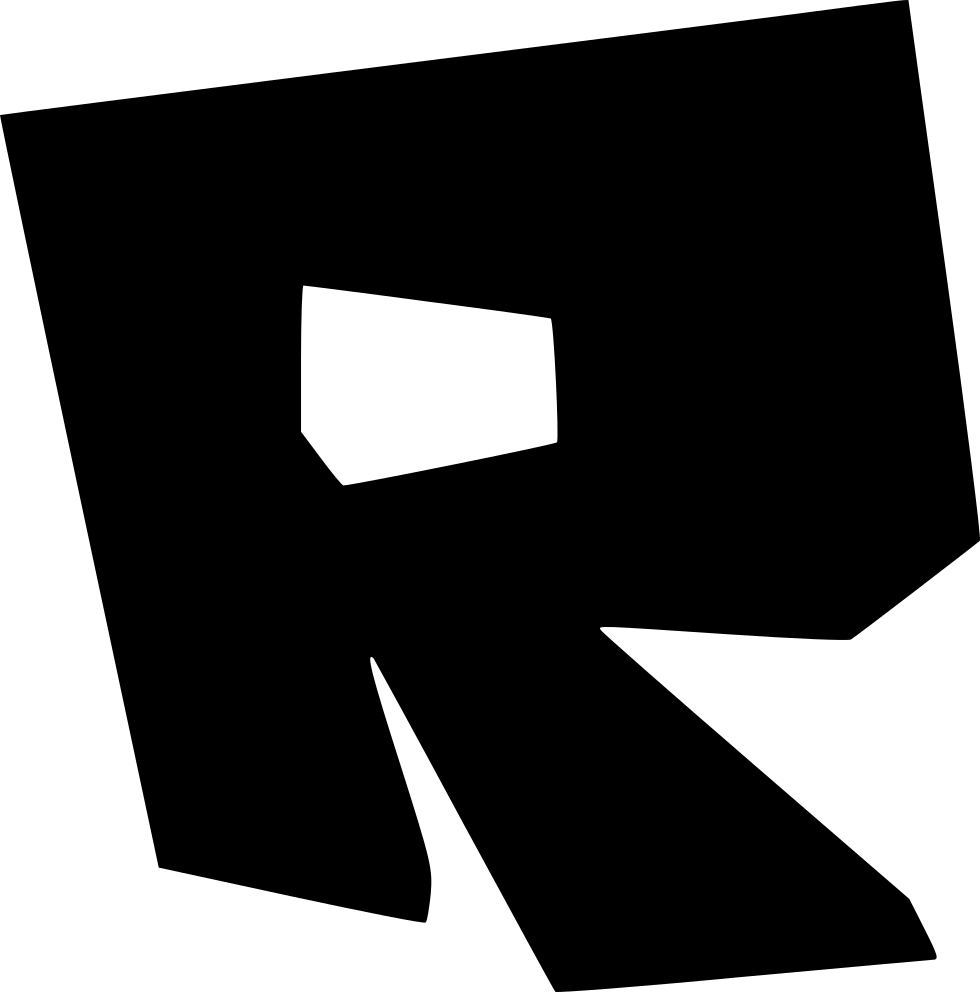 Black Roblox Face Template Roblox Template Png D Transparent Roblox Roblox Icon Black Png 255106 Vippng