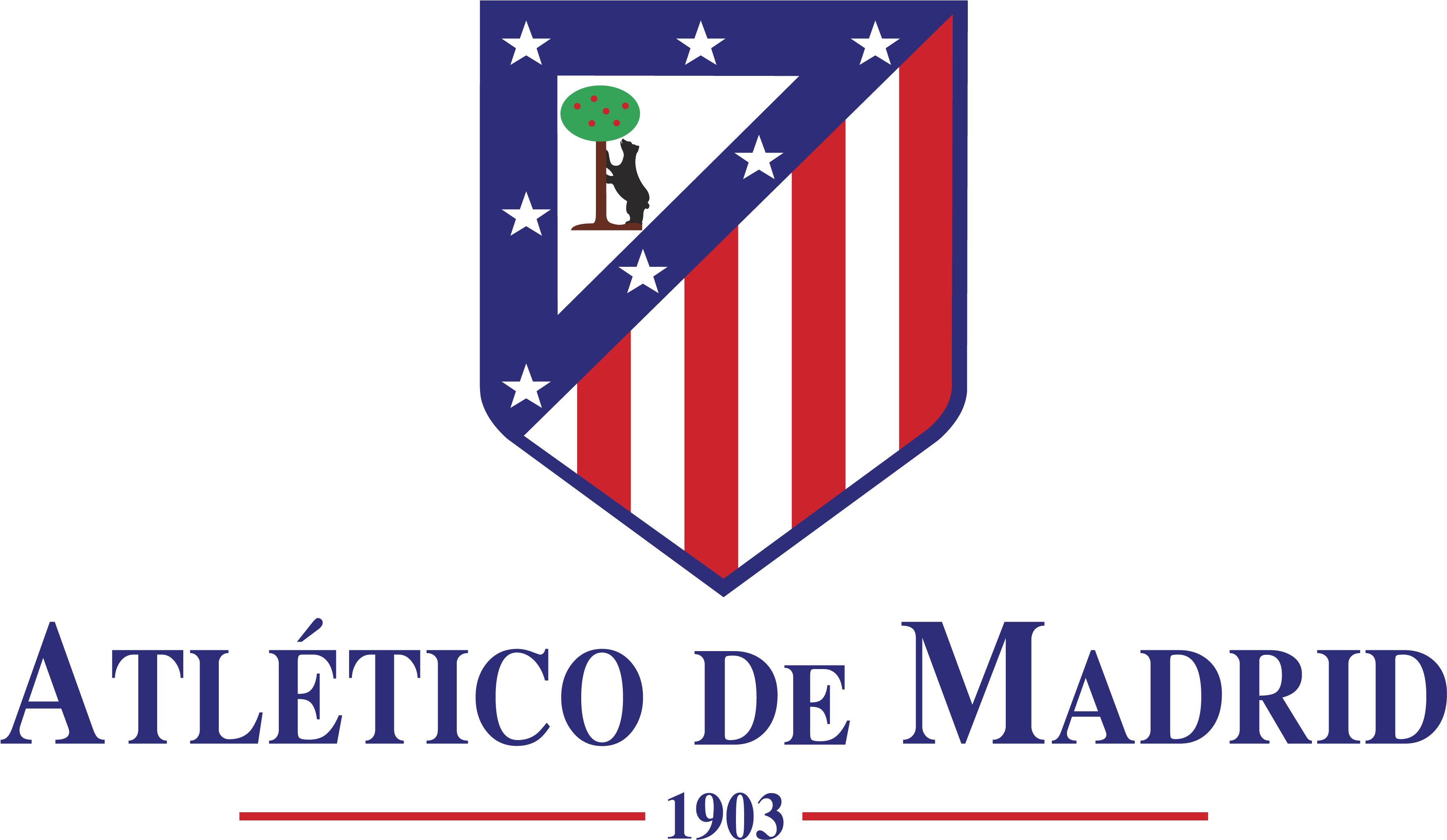 Atletico Madrid Png Atletico Madrid Logo Interesting History Of The Team Dream League Soccer Kit Atletico Madrid 17 18 2527192 Vippng