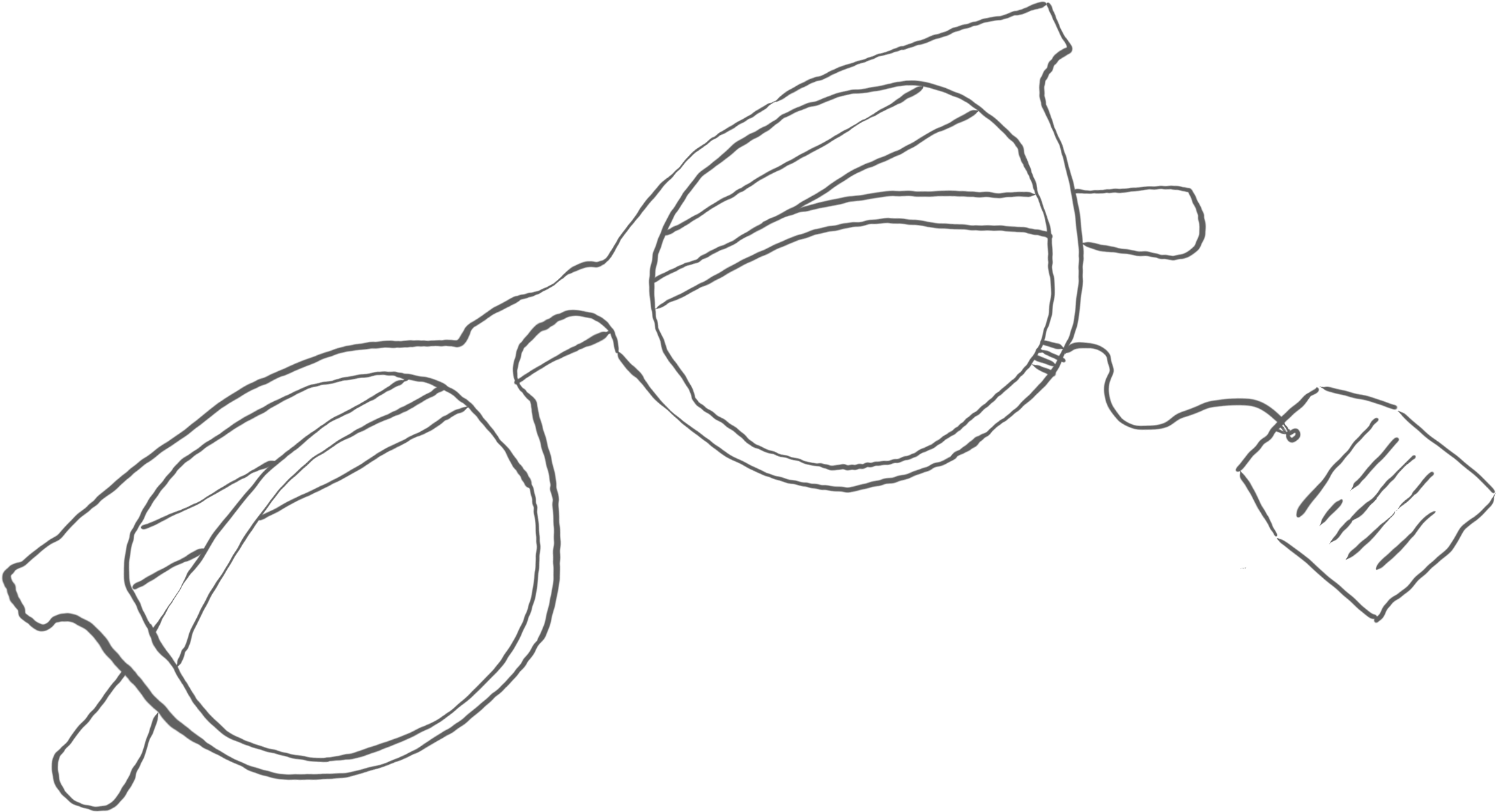 Anime Glasses Png Drawing Anime Glass Folded Glasses Drawing 2544481 Vippng