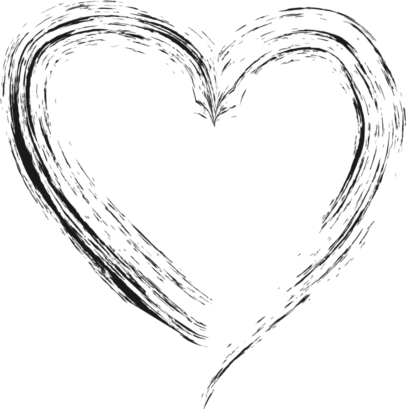 Sketch Heart Png Kerrisdale Cares Heart Heart 2582930 Vippng