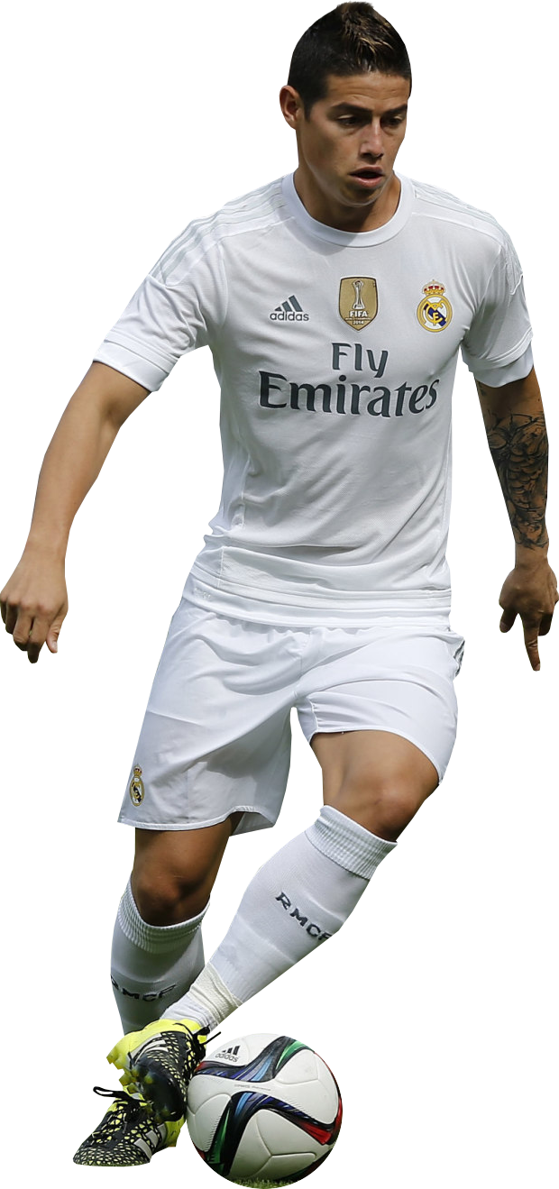 James Rodriguez Png James James Rodriguez Real Madrid Png 2617583 Vippng