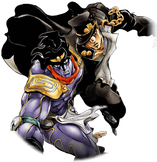 Jotaro Kujo Png Unit Jotaro Kujo Jotaro Kujo Stand Transparent 2670341 Vippng