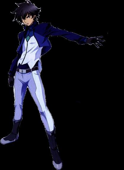 Lucky Star Konata Png Gundam 00 Setsuna F Seiei 2902310 Vippng