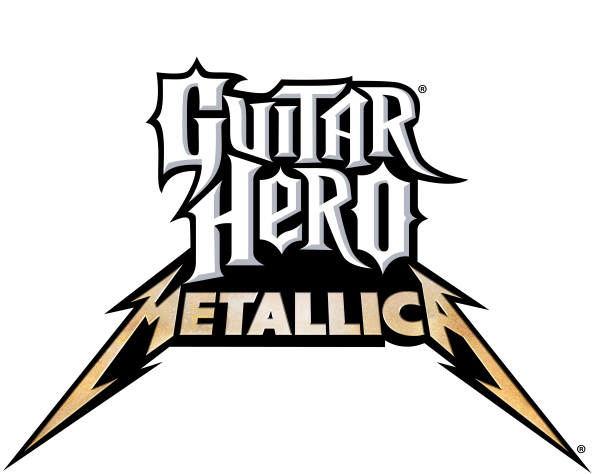 metallica logo png - Download Download Png - Guitar Hero ...