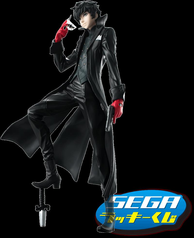 Persona 5 Joker Png Persona 5 Joker Nendoroid Persona 5 Joker Figure 306746 Vippng