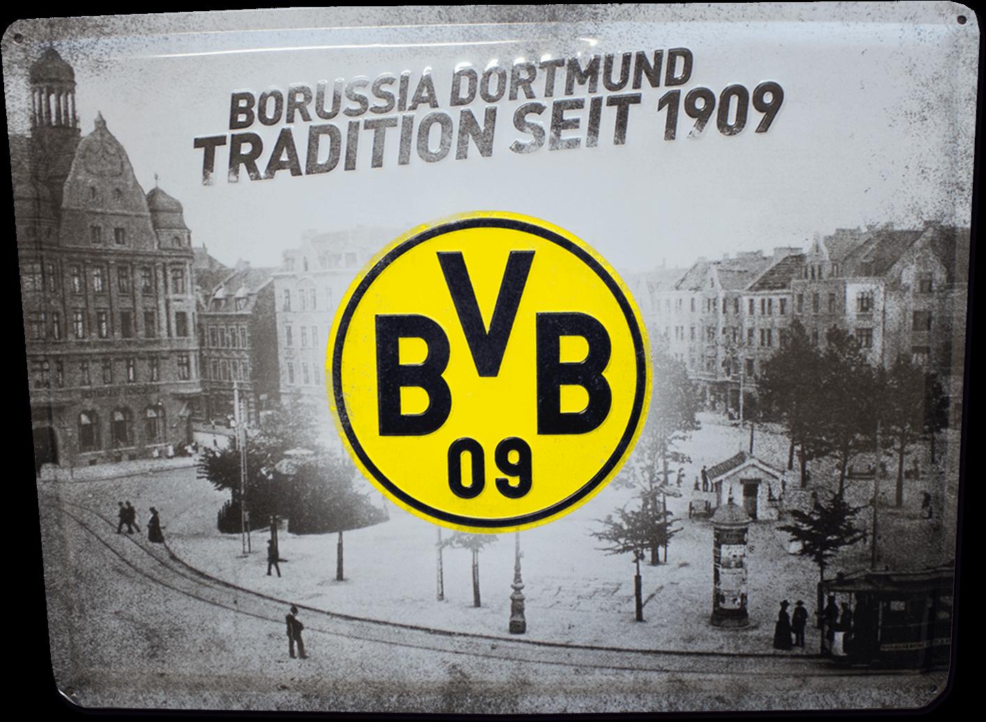 Bvb Logo Png Borussia Dortmund 3104166 Vippng