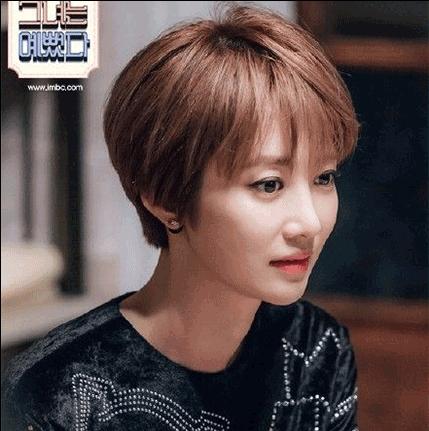 Strange Nana Should Read Posts Korean Girl Pixie Cut 3261143 Natural Hairstyles Runnerswayorg