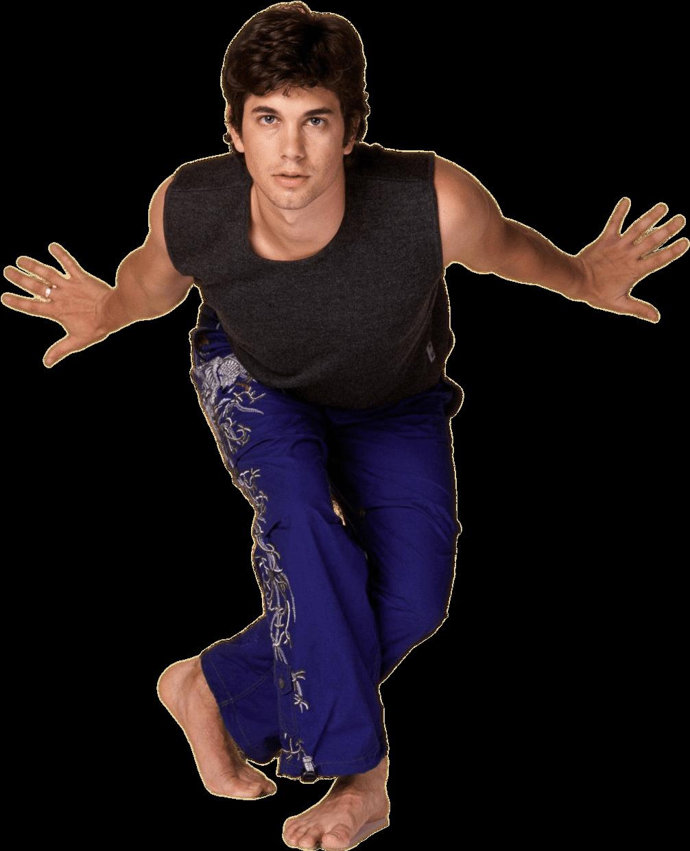 Zumba Dance Png Adam Garcia Dance Move Adam Garcia Barefoot 3326622 Vippng