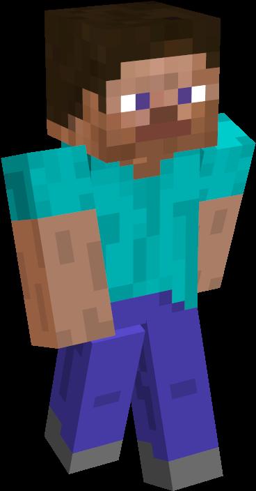 Minecraft Steve Running Png Default Steve Minecraft Derp Skins 3354945 Vippng