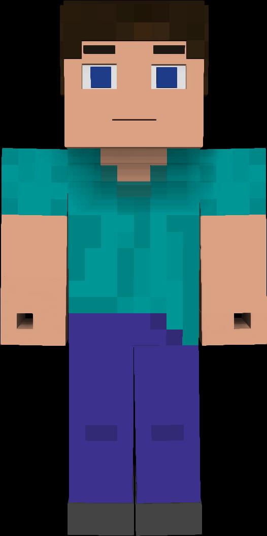 Minecraft Steve Running Png Cartoon 3355118 Vippng