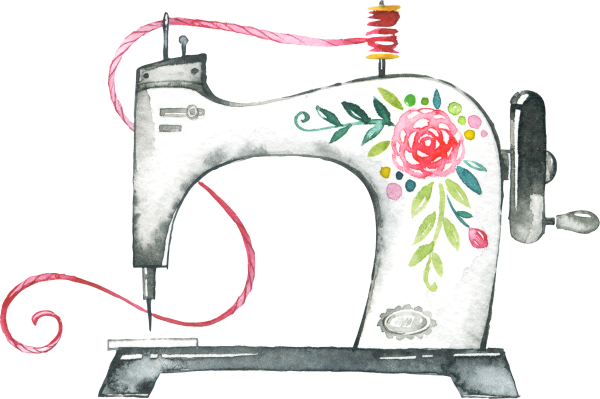 куда картинки вектор швейная машина стою остановке вот-вот