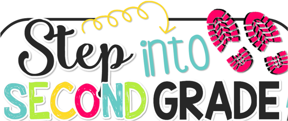 Transparent 2nd png - Welcome To 2nd Grade - Welcome To Grade 2