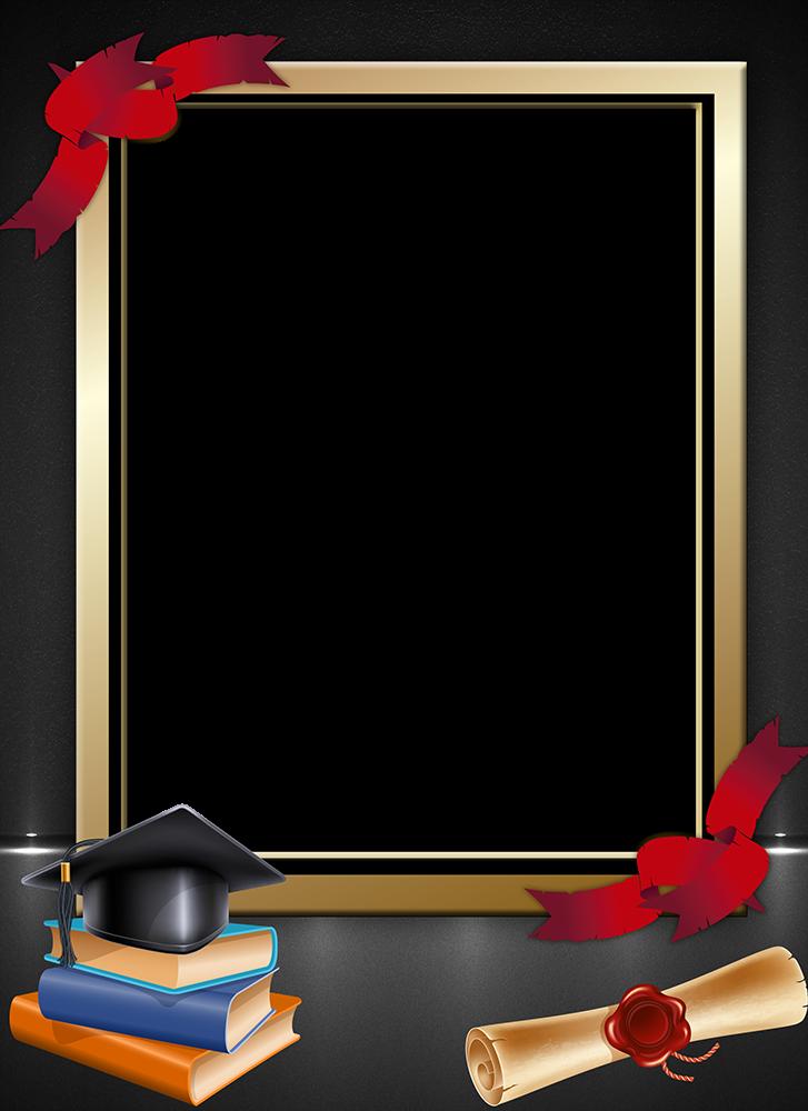 imagenes de graduacion png - marcos para graduacion png