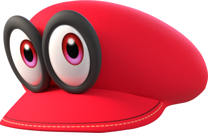 cappy png - Cappy Png - Cappy Super Mario Odyssey | #48716