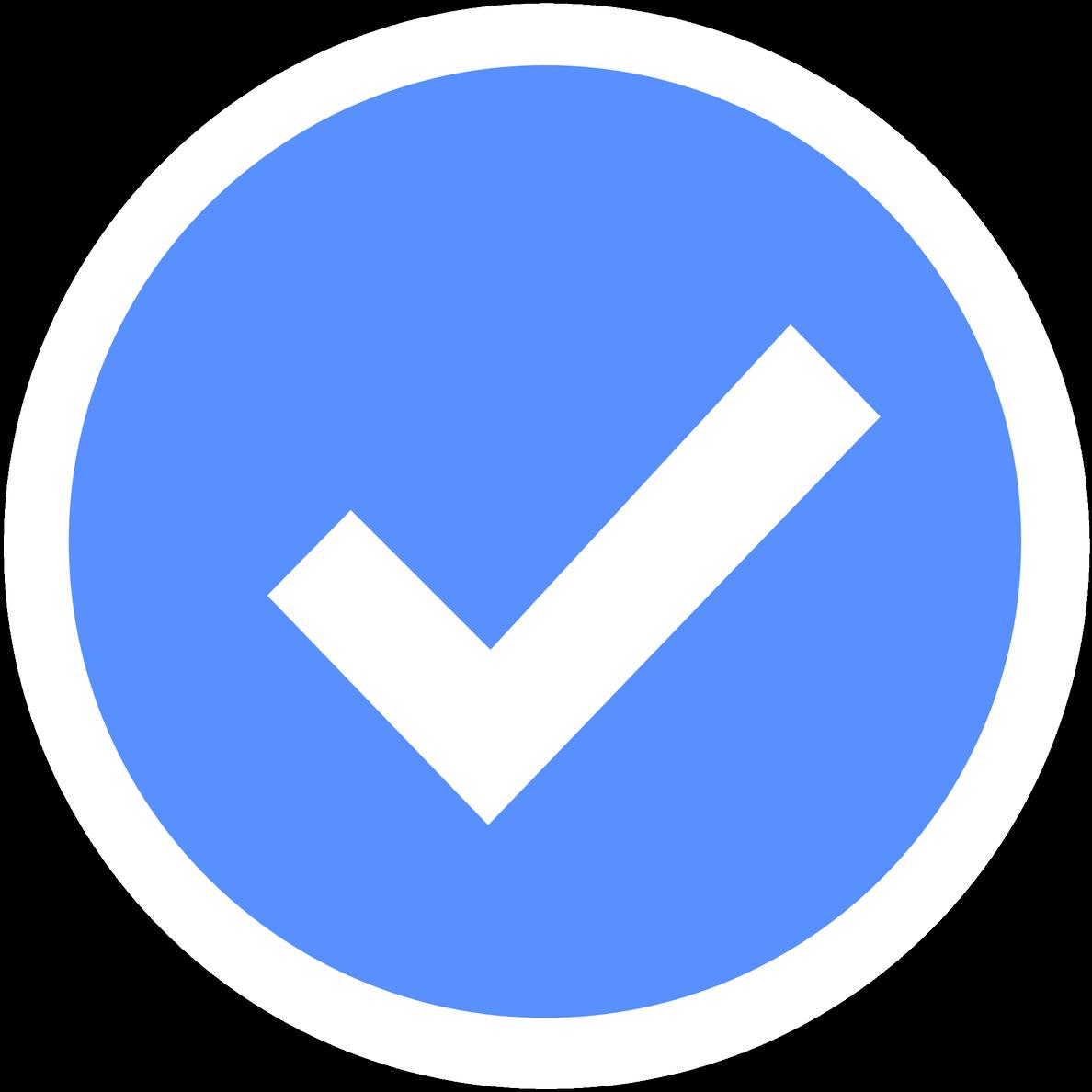 twitter logo png transparent background - Julia Bayer On Twitter - Facebook  Blue Tick Png | #413660 - Vippng