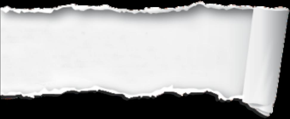 burnt paper background png - Transparent Torn Paper Effect ...