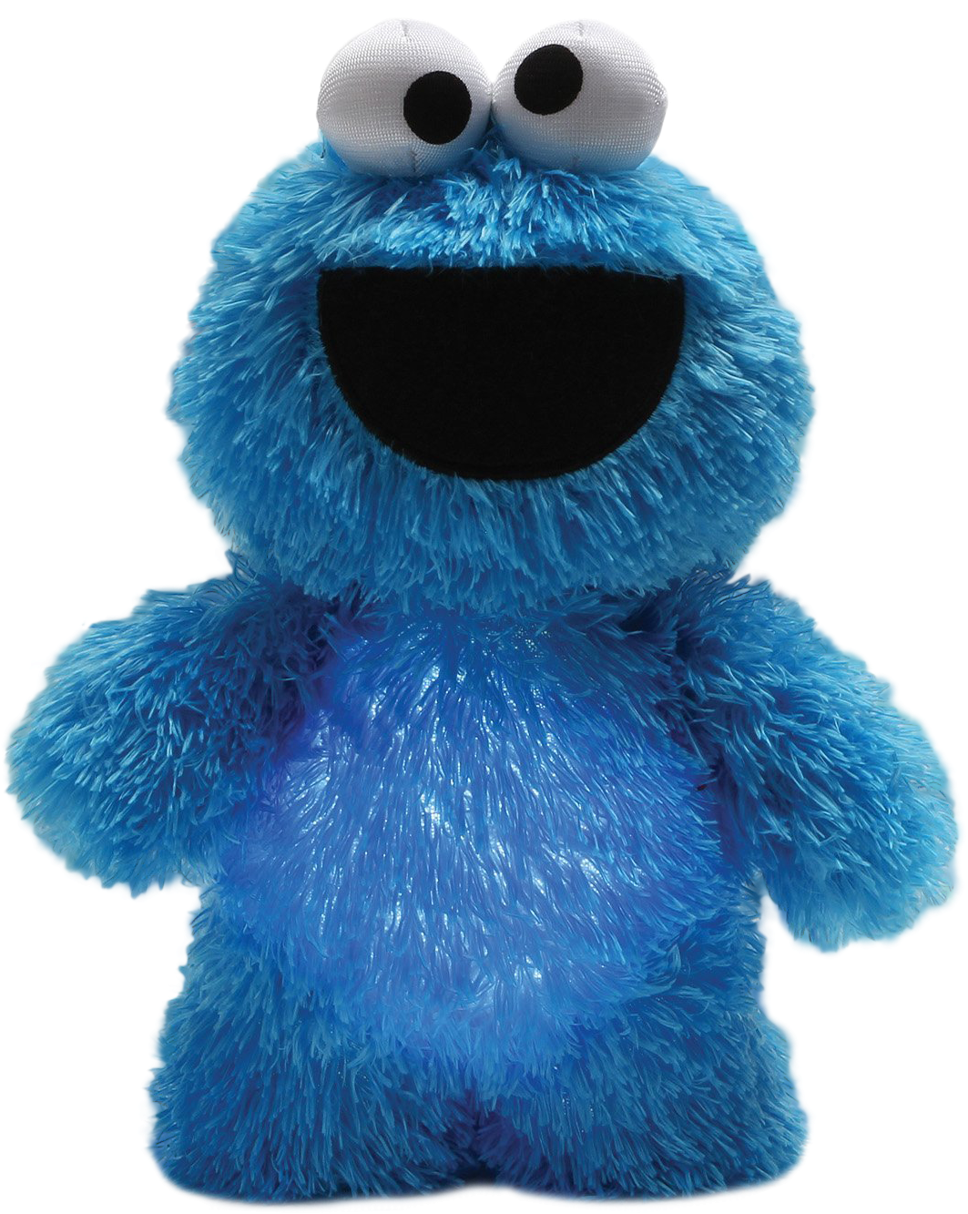 """cookie monster png - Glow Pal Cookie Monster 9"""" Plush ..."""