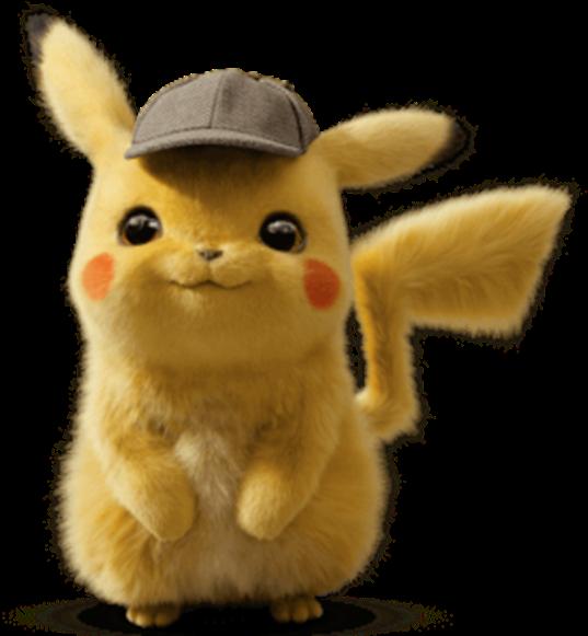 Pikachu Png Transparent Detective Pikachu Pokemon Detective