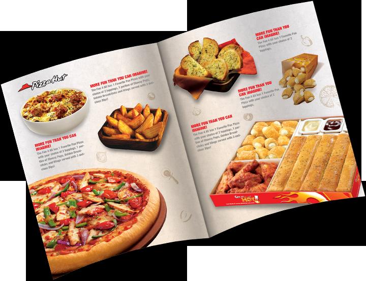 بيتزا هت منيو عمان