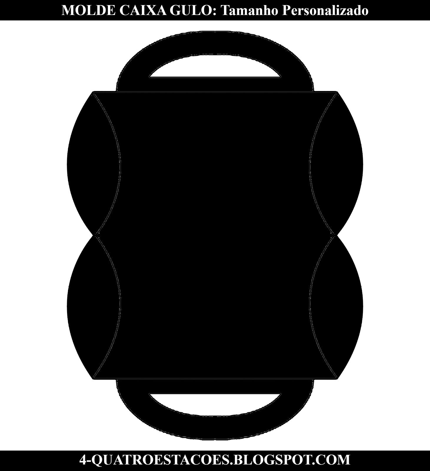 Maleta Png Molde Limpo Para Imprimir Png Transparente Caixa