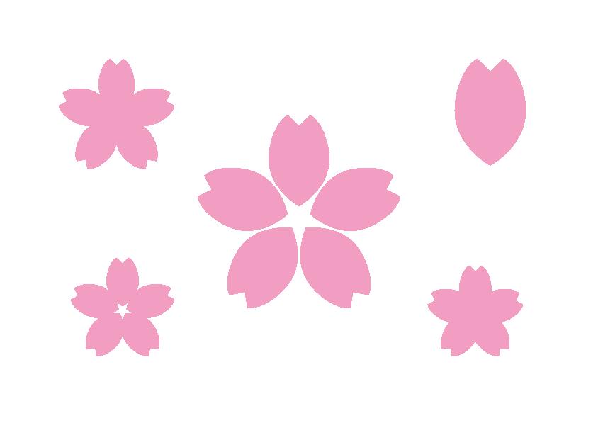 sakura petal png - Sakura - Cherry Blossom Paper Craft ...