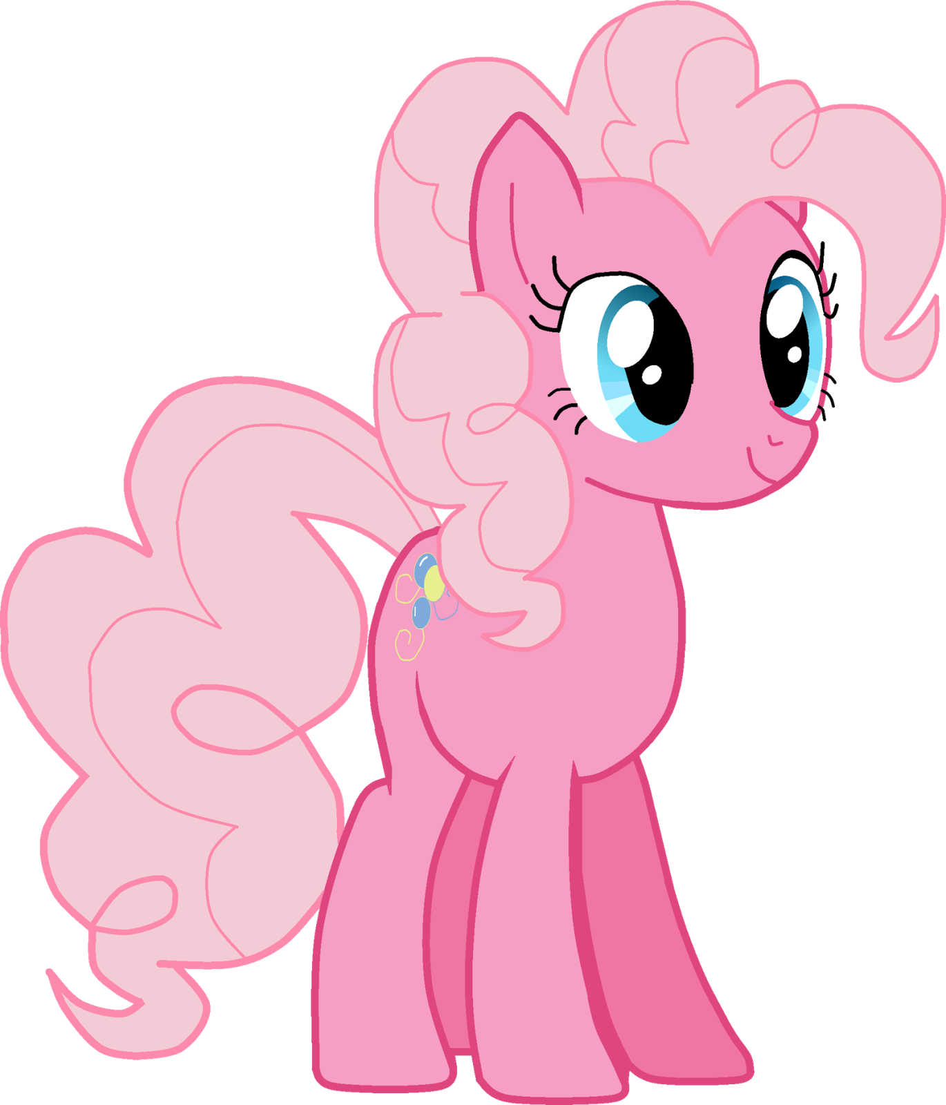 Cartoon Pie Png I I Don T Care How Cute She Is Cartoon Characters That Are Pink 4816448 Vippng