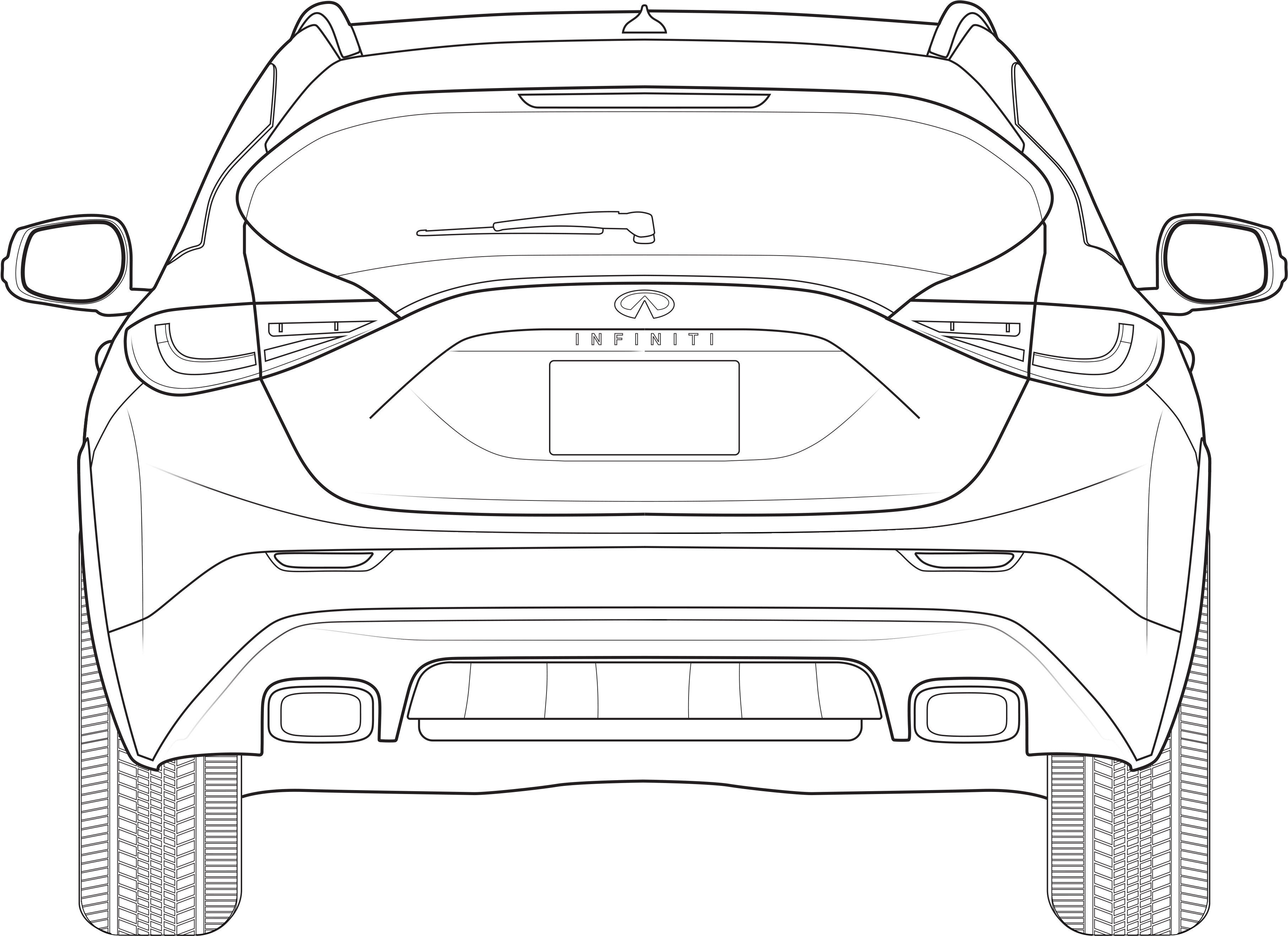 Car Sketch Png In Addition Each Line Drawing Was Turned Into A Cad Line Art 4895937 Vippng