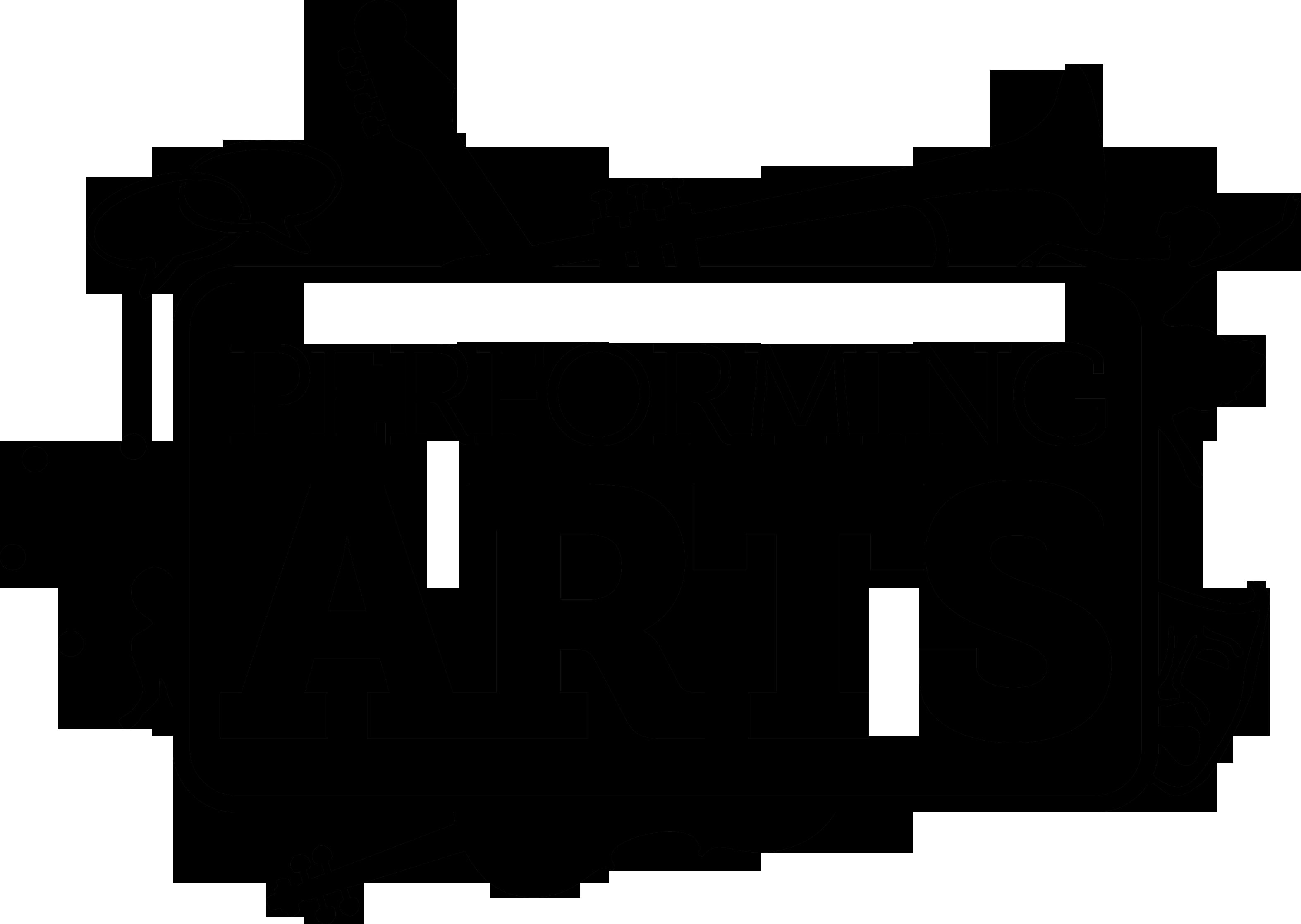 Arts Png Performing Arts Logo Performing Arts 4909922 Vippng