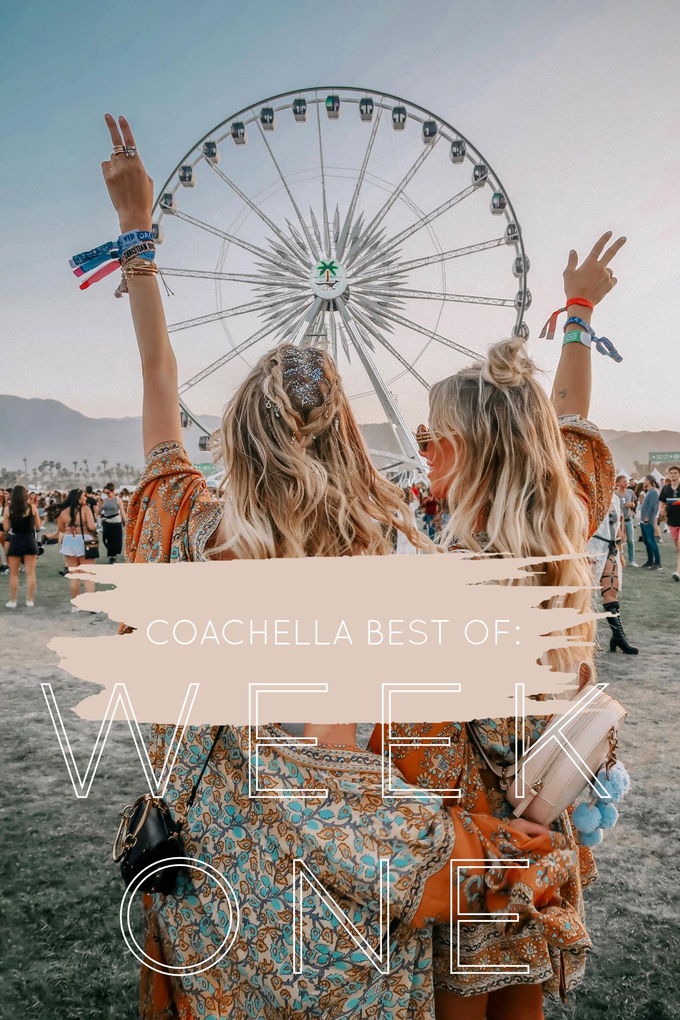 Ferris Wheel Silhouette Png Coachella S Best Dressed Coachella Festival Frisuren 5080116 Vippng