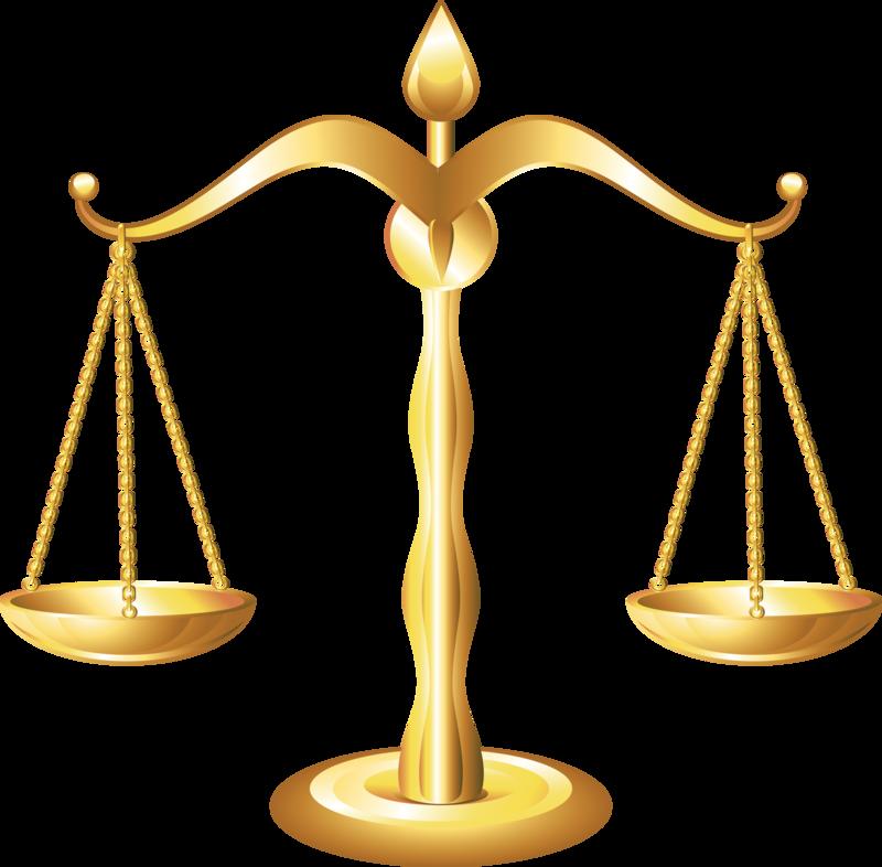 scales of justice png - Transparent Scales Gold - Balança Da ...