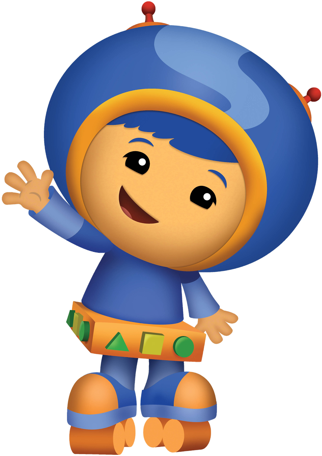 Team Umizoomi Roblox Bubble Guppies Png Team Umizoomi Geo From Team Umizoomi 536908 Vippng