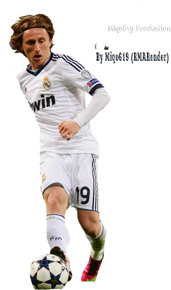 Modric Png Luka Modric Render Luka Modric Real Madrid Png 5342564 Vippng