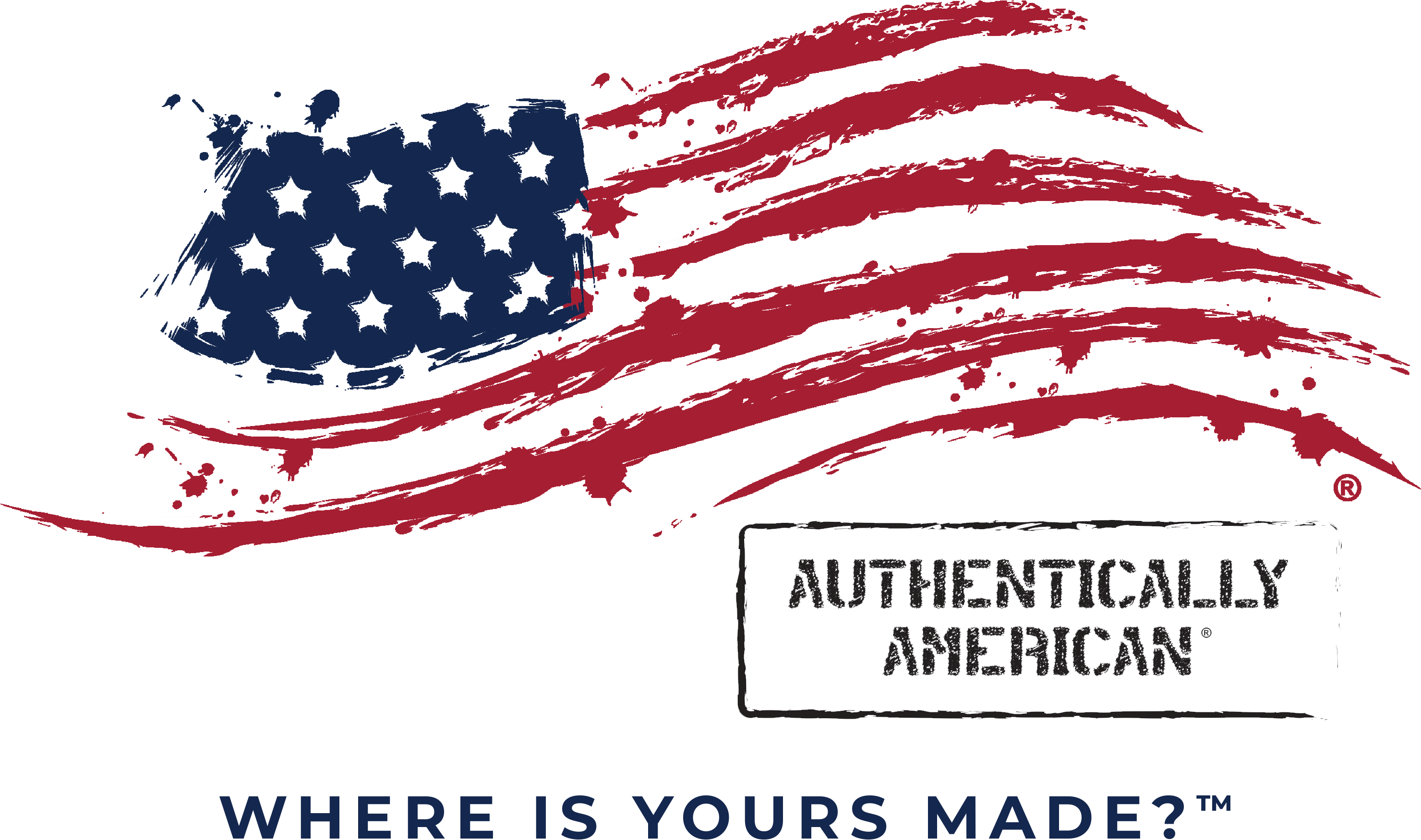 Made In The Usa Stamp Png Authentically American Logo 5441818