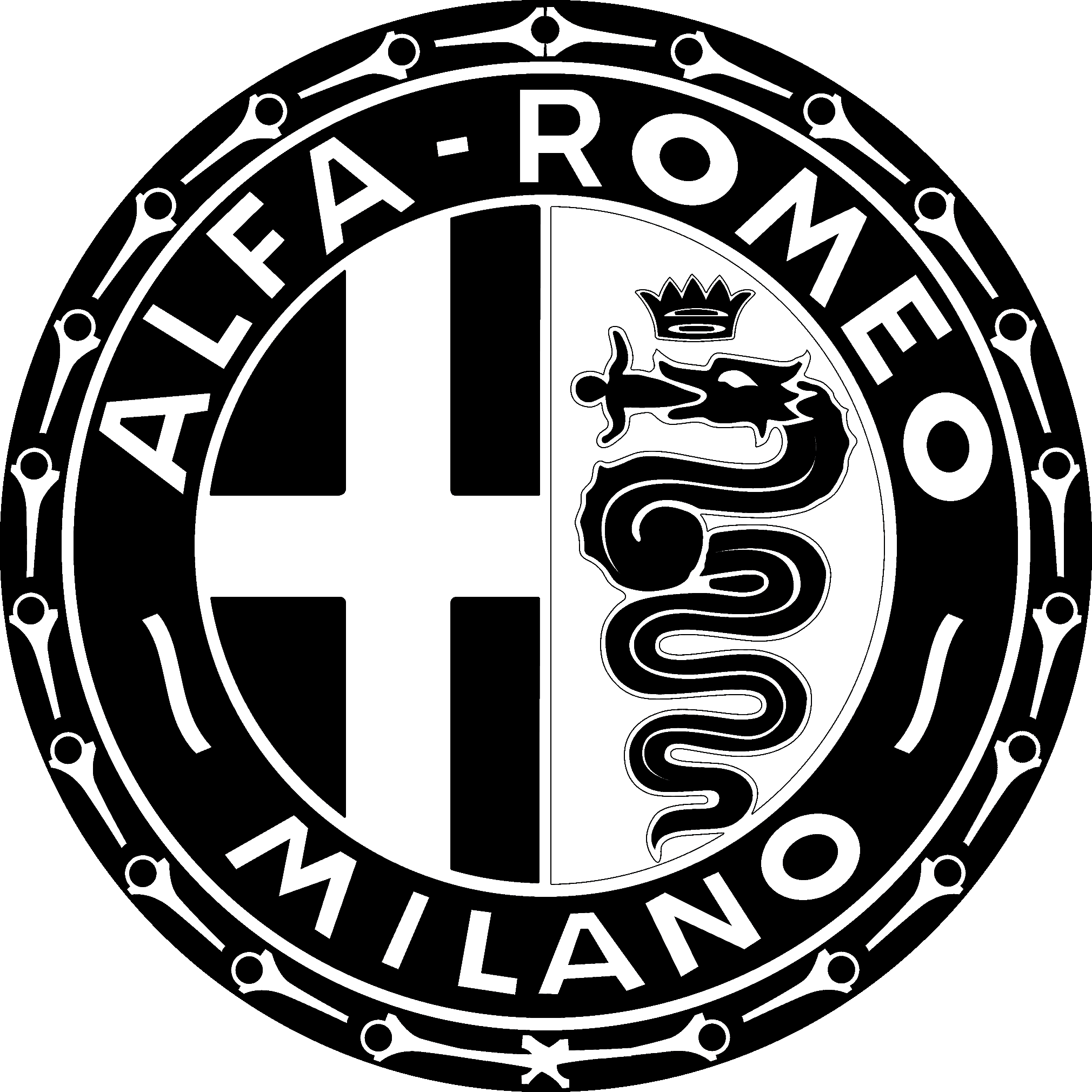 Альфа ромео логотип картинки