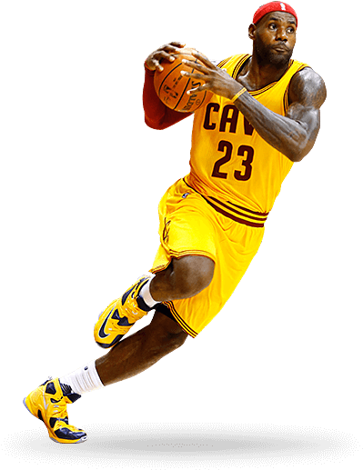Lebron Logo Png Lebron James Attack Cleveland Cavaliers Players Png 72377 Vippng