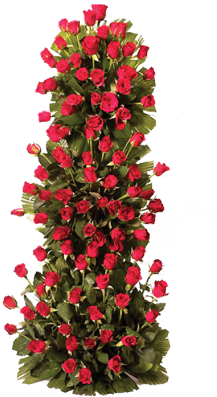 Red Rose Bush Png - Red rose bush png clipart picture. - luizinho001-sccp