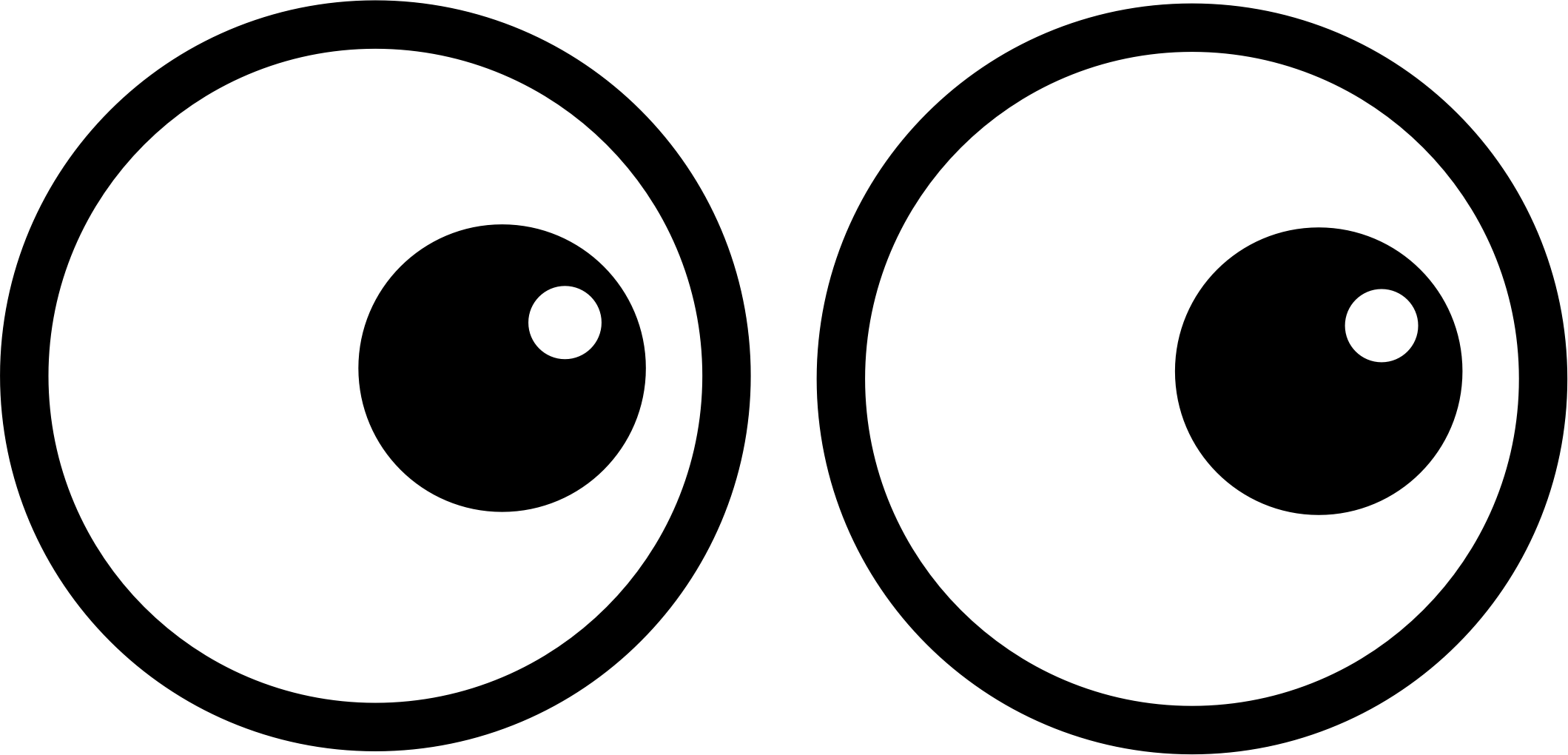Png Eye Eye Cartoon Drawing Emoticon Png Image With