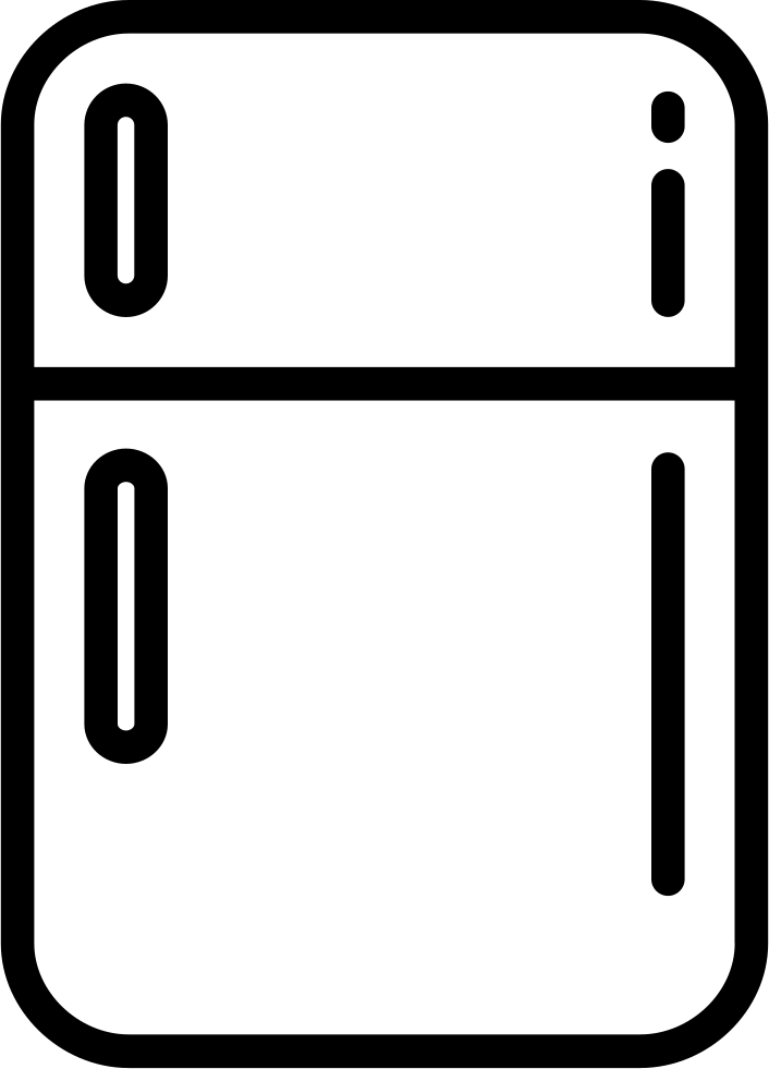 refrigerator png - Png File - Refrigerator Icon Png | #875113 - Vippng