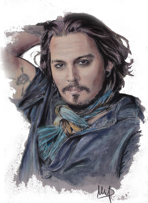 Johnny Depp Png Bleed Area May Not Be Visible Johnny Depp 890285 Vippng